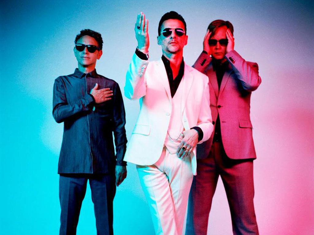 Концерт depeche mode билеты цена купить билеты в брянский цирк через интернет