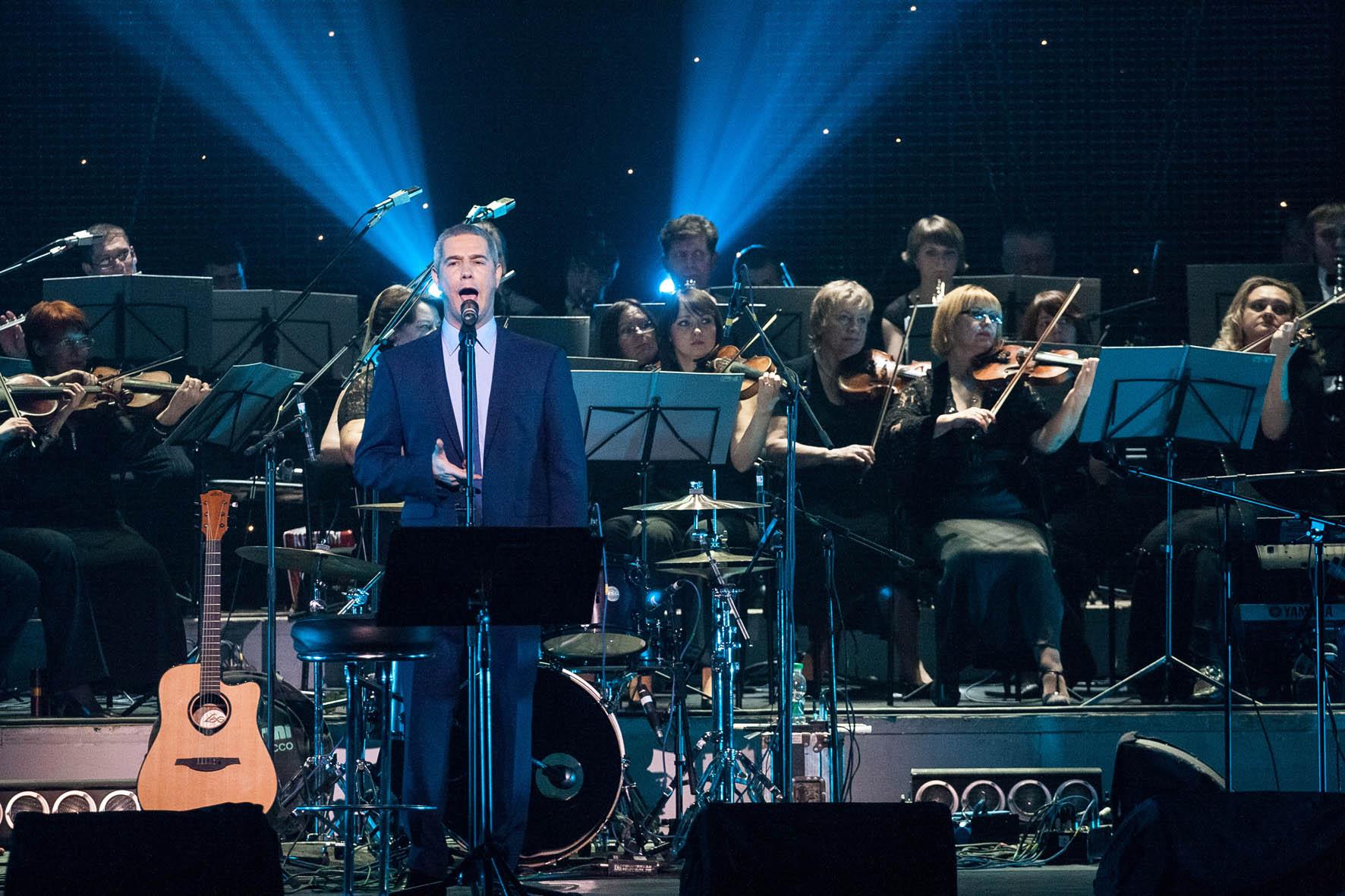 Концерт Алессандро Сафина в Киеве состоится 6 марта 2018 года