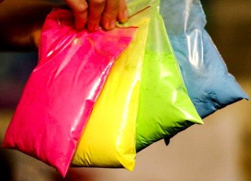Краски холли сделать в домашних условиях