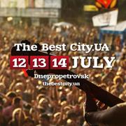 Заказать билеты на фестиваль The Best City можно на сайте Karabas.com