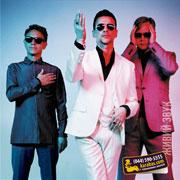 Интервью с организаторами концерта Depeche Mode  в Киеве
