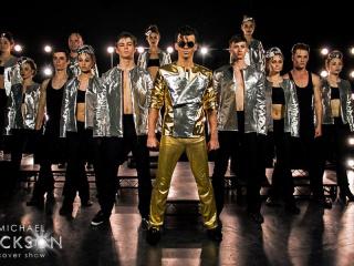 Концерт «Michael Jackson Cover Show» в Одессе - 4
