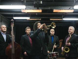 Концерт Dennis Adu Quintet в Киеве - 2
