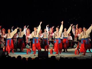 Концерт Калина в Запорожье - 4