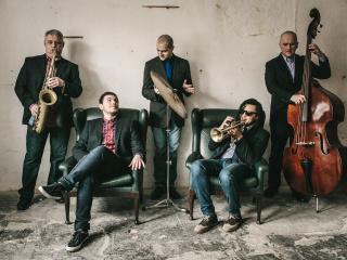 Концерт Dennis Adu Quintet в Киеве - 6