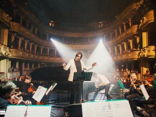 Концерт Евгений Хмара. Шоу «Колесо жизни» в Запорожье - 16