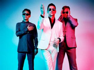Концерт Depeche Mode. Global Spirit Tour. Киев 2017 в Киеве - 13