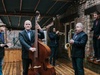 Концерт Dennis Adu Quintet в Киеве - 8