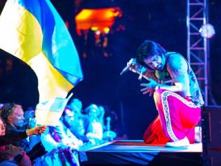 Концерт Kozak System в Днепре (в Днепропетровске) - 2