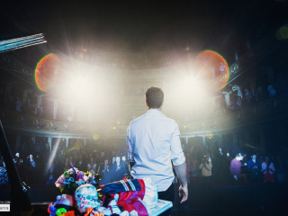 Концерт Евгений Хмара. Шоу «Колесо жизни» в Запорожье - 18