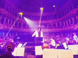 Концерт Евгений Хмара. Шоу «Колесо жизни» в Запорожье - 19