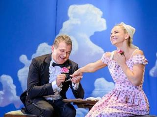 спектакль Два анекдота на ужин в Запорожье - 7