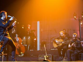 Концерт Музичний проект Святослава Вакарчука «Вночі» в Одессе - 2