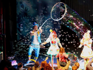 спектакль Crazy Bubble Show в Николаеве - 2