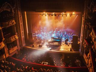 Концерт Евгений Хмара. Шоу «Колесо жизни» в Харькове - 2