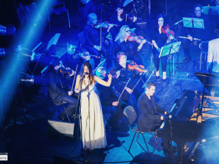 Концерт Евгений Хмара. Шоу «Колесо жизни» в Харькове - 8