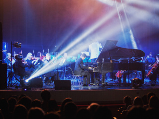 Концерт Евгений Хмара. Шоу «Колесо жизни» в Запорожье - 12