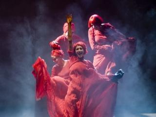 спектакль Монологи Вагины в Одессе - 6