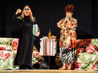 спектакль Поезд «Одесса-мама» в Херсоне - 2