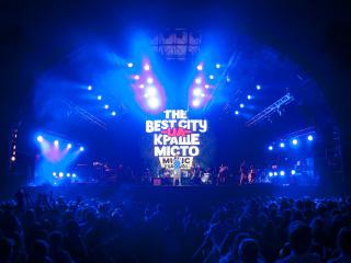 Концерт The Best City 2014 в Днепре (в Днепропетровске) - 4
