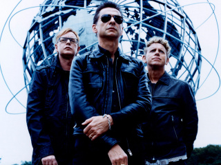 Концерт Depeche Mode. Global Spirit Tour. Киев 2017 в Киеве - 2