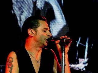 Концерт Depeche Mode. Global Spirit Tour. Киев 2017 в Киеве - 6