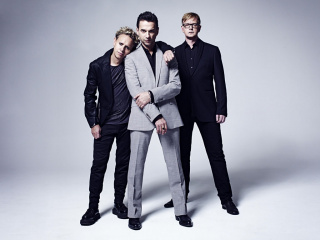 Концерт Depeche Mode. Global Spirit Tour. Киев 2017 в Киеве - 8