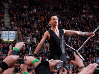 Concert Depeche Mode. Global Spirit Tour. Kyiv 2017 in Kyiv - 10