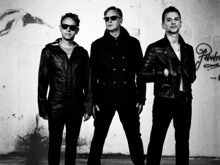 Концерт Depeche Mode. Global Spirit Tour. Киев 2017 в Киеве - 11