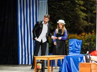 спектакль Безумная свадьба в Одессе - 9