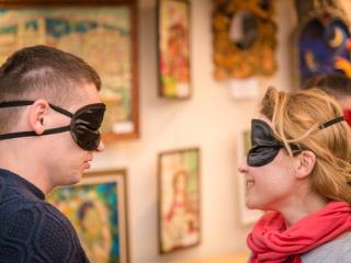 семинар Тренинг «Практики с закрытыми глазами» в Киеве - 6