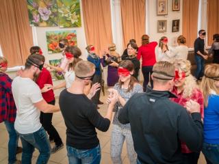 семинар Тренинг «Практики с закрытыми глазами» в Киеве - 7