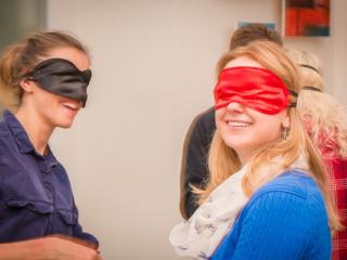 семинар Тренинг «Практики с закрытыми глазами» в Киеве - 10