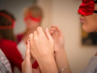семинар Тренинг «Практики с закрытыми глазами» в Киеве - 11