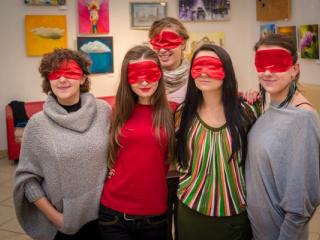 семинар Тренинг «Практики с закрытыми глазами» в Киеве - 16