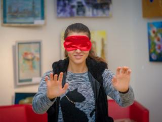 семинар Тренинг «Практики с закрытыми глазами» в Киеве - 17