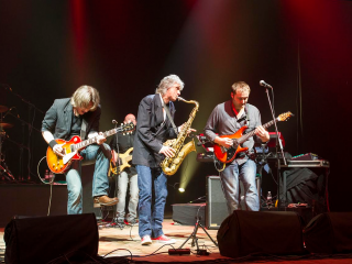 Концерт The Dire Straits Experience в Днепропетровске - 6