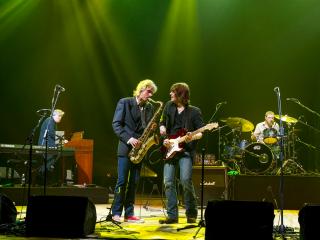 Концерт The Dire Straits Experience в Днепропетровске - 2