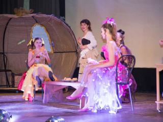 спектакль Элла в Одессе - 6