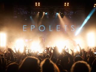Концерт Epolets в Запорожье - 6