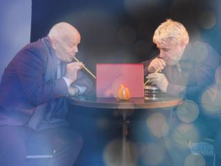 спектакль Ежик в Тумане в Полтаве - 4