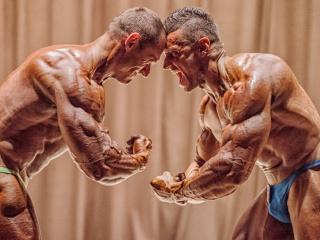 спортивное событие Кубок Украины по бодибилдингу, фитнесу и атлетизму по версии WBPF в Киеве - 7