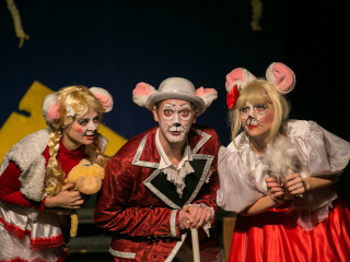 спектакль Семейный мюзикл «Mouse Street» в Днепре (в Днепропетровске) - 3