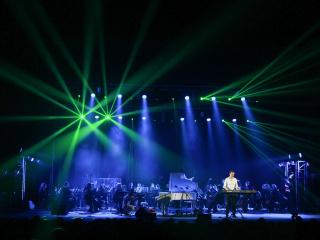 Концерт Евгений Хмара. Шоу «Колесо жизни» в Запорожье - 25