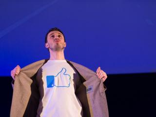 спектакль Facebook p.s... в Запорожье - 4