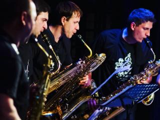 Концерт Ukrainian Saxophone Ensemble в Виннице - 3