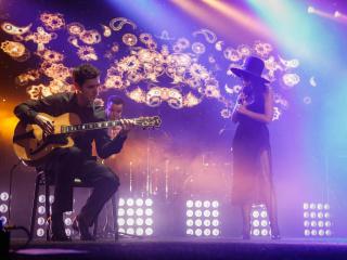 Концерт Jamala в Днепропетровске - 2