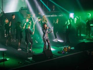 Концерт Jamala в Днепропетровске - 4