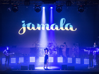 Концерт Jamala в Днепропетровске - 10