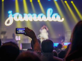 Концерт Jamala в Днепропетровске - 8